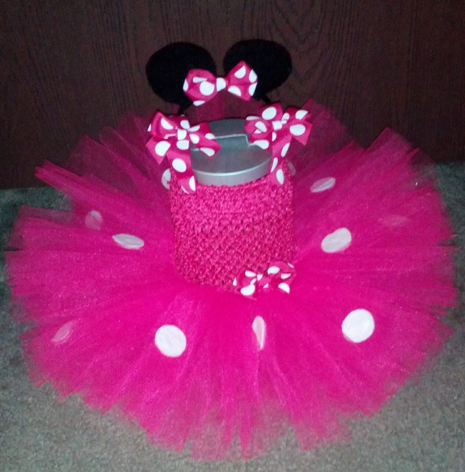 & 12-18 Month Minnie Mouse Dress